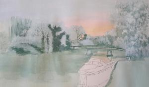 New Winter Scenes of Sonning
